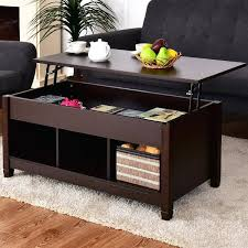 Lift Top Coffee Tables Storage Lift Top Coffee Table Lift Top Coffee Table With Storage Drawers