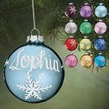 personalized birthstone ornaments cheap etched glass ornaments personalized find etched glass