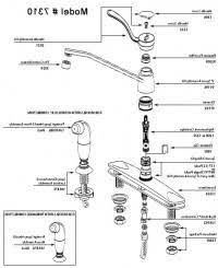 moen single handle kitchen faucet repair moen kitchen faucet repair directions host img
