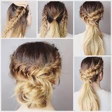 tutorial menata rambut panjang simple 15 cara simpel menata rambut panjang kamu biar makin keren coba yuk