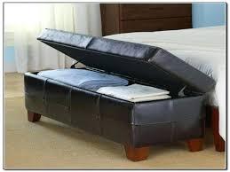 shoe storage ottoman bench diy upholstered storage bench large size of bedroom storage bench