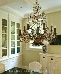 one of my favorite interior design tricks it s cheap and easy chandelier gold kitchen