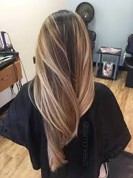 light brown hair color with blonde highlights marvelous light brown hair color ideas with highlights picture for