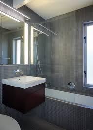bathtubs amazing modern shower tub combinations 15 bathroom superb modern bathroom tub shower combo 117 building lab designed this modern corner bathtub with shower