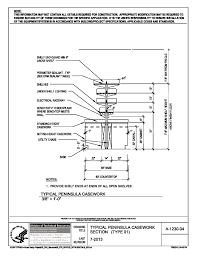 Front To Back Split House Nih Standard Cad Details