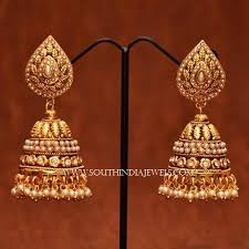 buttalu earrings gorgeous pearl buttalu designs pearls ethnic and ethnic jewelry