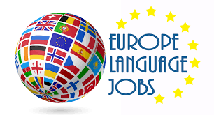 Europe Flags Europe Language Jobs New Website Launch