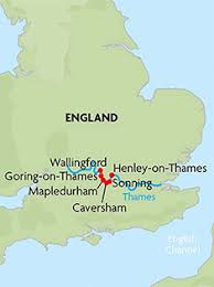 thames river map europe thames cruise aboard the african queen 2017 the river cruise line