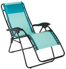 Beach Chaise Lounge Chairs New Aqua Blue Zero Gravity Outdoor Patio Chaise Lounge Chair Beach
