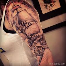 ship tattoos tattoo designs tattoo pictures page 6
