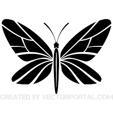 140 butterfly vectors free vector graphics