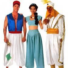 Alladin Halloween Costume Butterick 3048 Aladdin Jasmine Costumes Retrowithlana