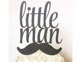 mustache birthday cake mustache cake topper etsy