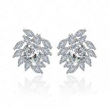 big diamond earrings cheap zirconia diamond earrings find zirconia diamond earrings