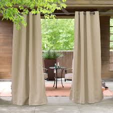 Outdoor Canvas Curtains Out Door Curtains Home Design