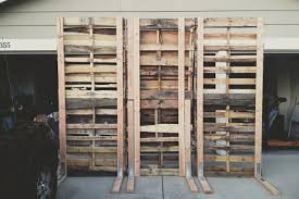 how to make a pallet garden wall tutorial how to build a pallet