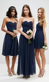 navy blue bridesmaid dresses 153 best navy blue bridesmaid dresses images on navy