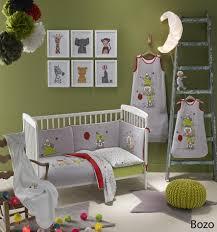 chambre bébé peinture murale idees decoration cadre chambre coucher garcon theme nos enfant