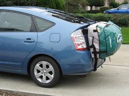 2009 Toyota Corolla Roof Rack by Lil U0027 Blue Prius C Pinterest