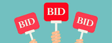 bid auction is bidding at auction a privilege or right the edge galerie