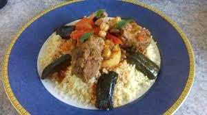 cuisiner un couscous couscous de ma grand mère aux 3 viandes cuisine