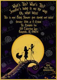 nightmare before christmas baby shower ideas christmas baby