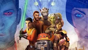 Seeking Series Review Disney Xd S Animated Series Wars Rebels Review