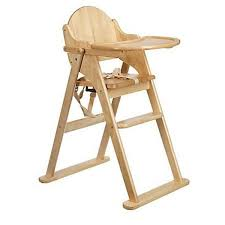 chaise bebe en bois chaise haute en bois pliante east coast bambinovpc