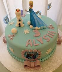 Girls Cake Design