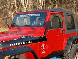 jeep wrangler mirrors mirror relocation brackets for tj wranglers and lj unlimited