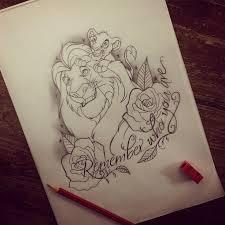 best 25 lion king tattoos ideas on pinterest the lion king