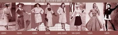 women s dress history of womens fashion 1900 to 1969 glamourdaze
