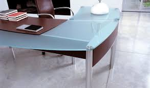 favored photo l shaped glass computer desk wondrous funky office