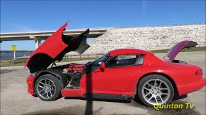 dirty gen 1 dodge viper review youtube