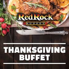 thanksgiving buffet promotions