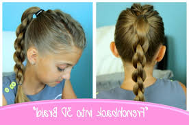 photo cute and easy step by step hairstyles for kids easy