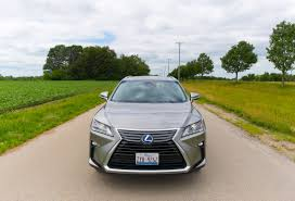 lifted lexus rx 2017 lexus rx 450h awd review creature comforts hybrid