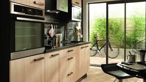 cuisine modulable conforama cuisine en longueur aménagement 12 modèles en photos côté maison