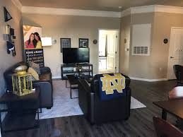 Furniture Rental Places In Mishawaka Indiana Notre Dame Student Apartments University Edge