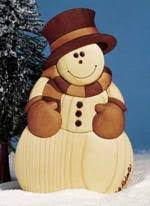 wooden snowman free snowman patterns woodworking plans and information at