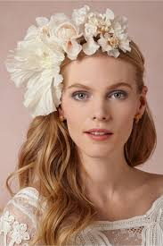 silk headband fleur silk headband in shoes accessories headpieces at bhldn