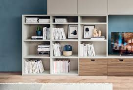libreria ponte libreria a parete componibile modello start parete clever it