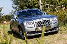 roll royce ghost all black 2015 rolls royce ghost series ii review