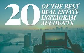 instagram for real estate best agent accounts