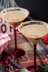 martini sweet spicy sweet gingerbread martini hunger thirst play