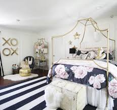 Bedroom Ideas For Teenage Girls Black And White Another Emily And Merritt For Pottery Barn Teen Haleys Room