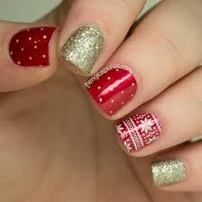 my christmas day nails the nailasaurus uk nail art blog