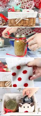 gift basket ideas for christmas 44 diy gift basket ideas for christmas