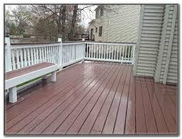 oil based deck stain colors decks home decorating ideas
