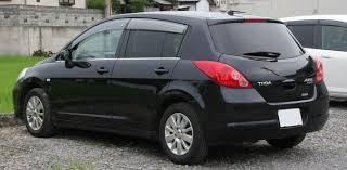 nissan tiida hatchback 2005 nissan tiida 2597538